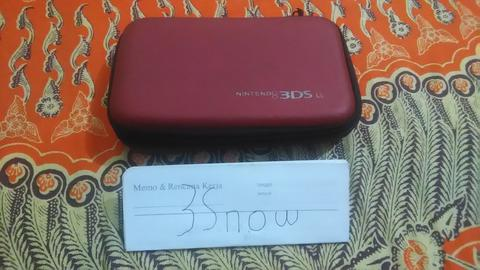 New 3DS XL Red USA FW 9.0 U