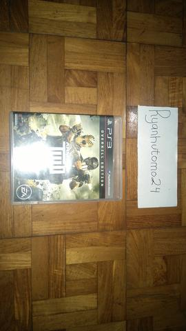 Jual WTS Kaset BD Game PS3 Army Of Two The Devil's Cartel