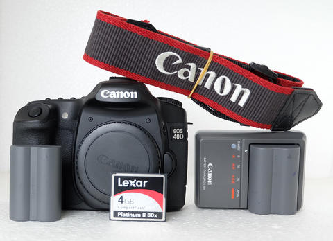 Canon 40D Body Only (SC 6.993)