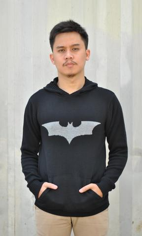 The Dark Knight Knit Sweater #Fiction Fanatic Series