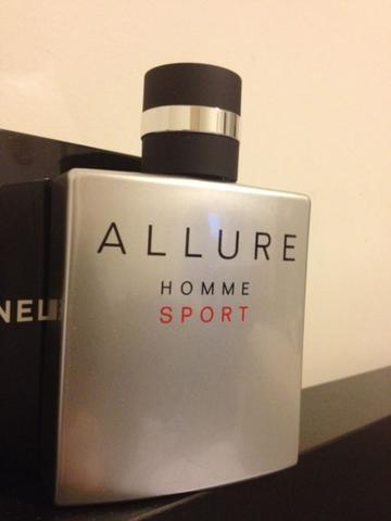 chanel allure homme sport 100ml. parfum original 100% chanel allure homme sport 100ml