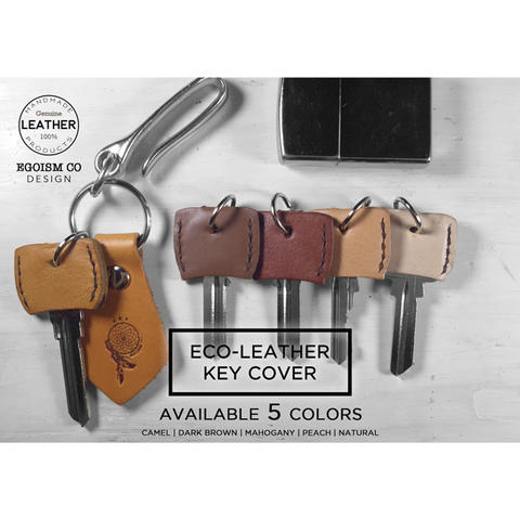 Eco-leather Key Cover