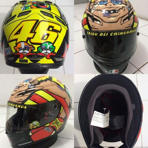 Agv gp tech misano 2012 limited