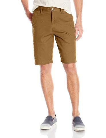 DARK KHAKI SHORT CHINO PANT - ORIGINAL CHINO FROM PREMIUM SHOP
