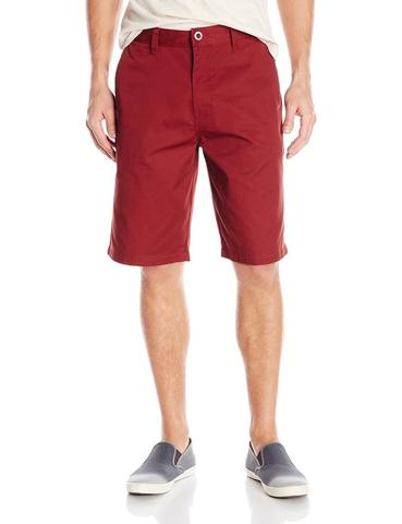 MAROON SHORT CHINO PANT - ORIGINAL CHINO FROM PREMIUM SHOP