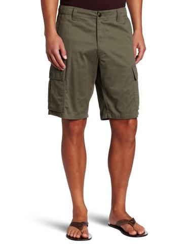 OLIVE CARGO SHORT PANT - ORIGINAL CARGO FROM PREMIUM SHOP