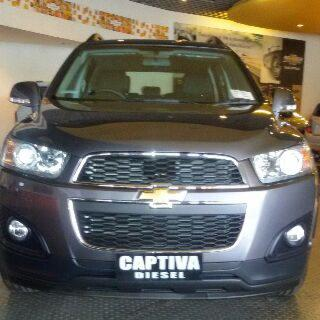 Chevrolet all new captiva diesel dp 49jt