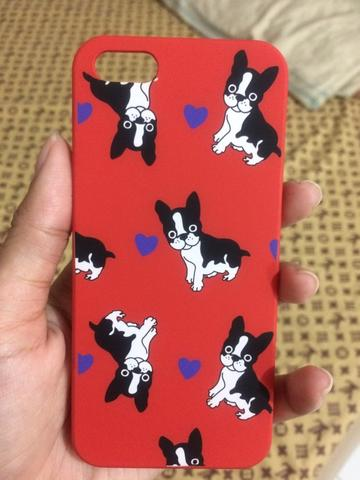 For sale! French bulldog case for iphone 5s