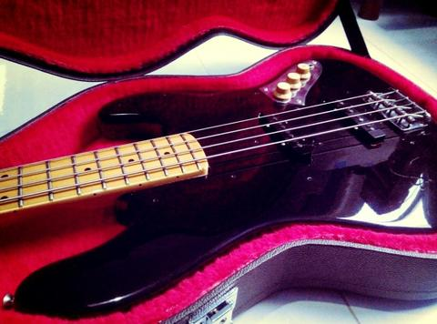 fender jazz bass usa vintage