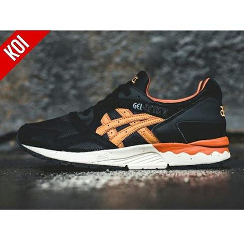 Asics Gel Lyte V Vegan Black/Tan (PREMIUM)