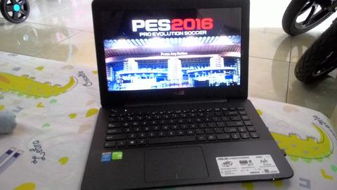 ASUS CORE I5 HUSWELL vga gt 820m 2 gb sdh ada PES 2016