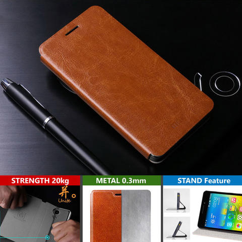 Asus Zenfone 6 MOFI Soft Leather Flip Case Flipcase Cover Flipcover