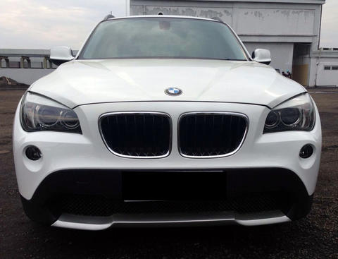 BMW X1 1.8 s-Drive Executive Tahun 2012