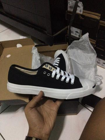 Converae Jack Purcell Black Ox ORIGINAL 100% MURAH!!!