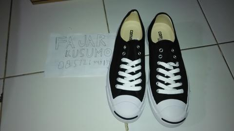 Converse Jack Purcell CP Ox Black White size US 9.5 / 43 Semarang