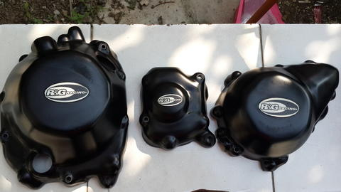 Cover Engine Dan Cover Seat/Single Seater Ex. Moge Z800