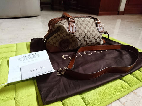 GUCCI Brick Lane bag