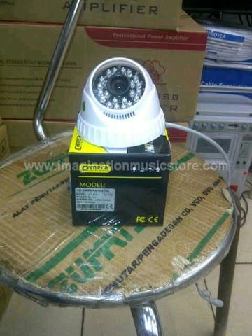 [IMAGINATION MUSIC STORE] CCTV Kamera Dome / Indoor Diamond HD 900 TVL