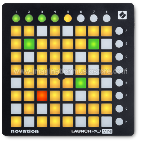 [IMAGINATION MUSIC STORE] Novation Launchpad Mini MK2