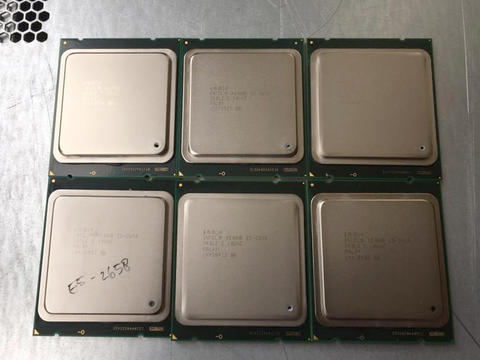 Intel Xeon E5 2658 - 8Core 16Thread Socket LGA 2011