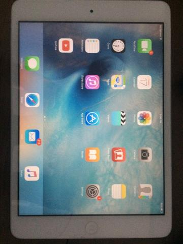 Ipad Mini 16Gb Mulus 99% wifi cell fullset semarang