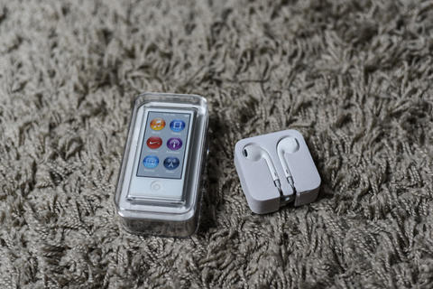 Ipod Nano 7th Generation (16gb)