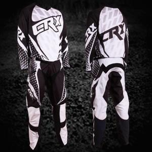 Jersey CRX Ultima White-Motorcross/Downhill