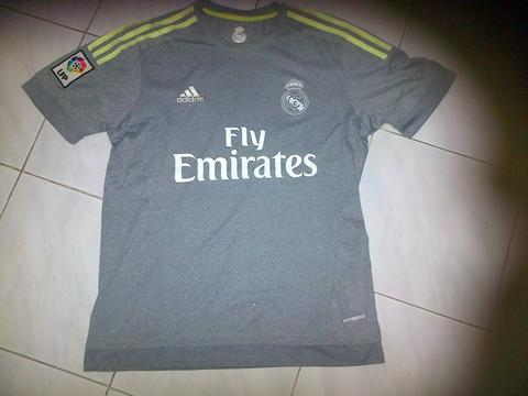 Jersey Madrid 15-16 Away Original