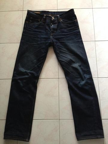 Jual anthology selvedge denim