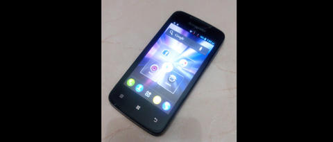 Lenovo A390 Black >> Murah & Normal