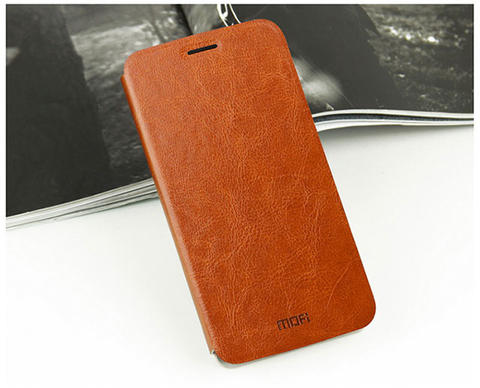 Lenovo Livo S90 MOFI Soft Leather Flip Case Flipcase Cover Flipcover