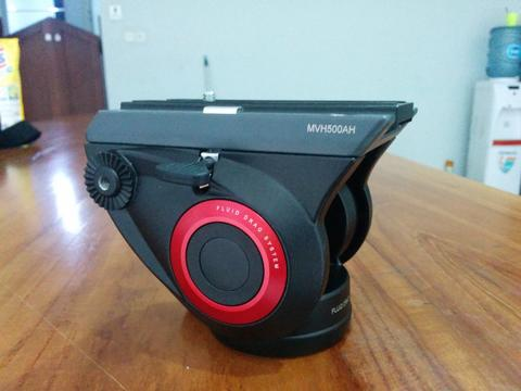 Manfrotto Fluid Head for Video - MVH500AH