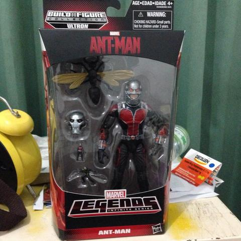 marvel legends ANTMAN