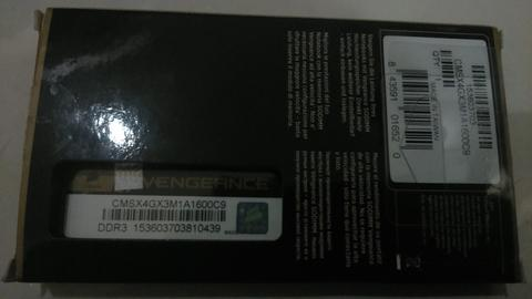 Memory PC dan Notebook 4GB DDR3