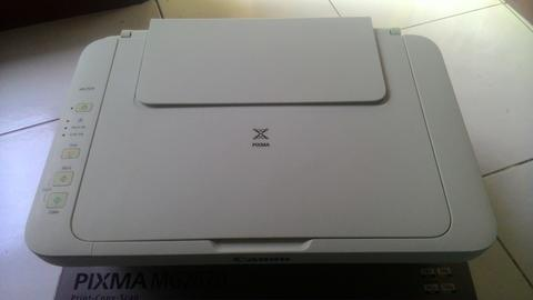 Printer All in One Canon MG 2570 Second Murah Berkualitas