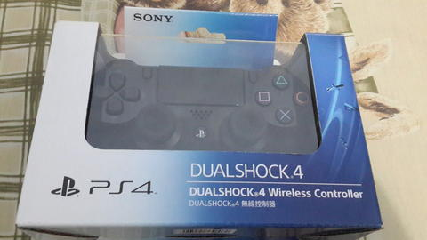Stick ps4 / DS4 black mulus baru pke 2x bonus battlegrip