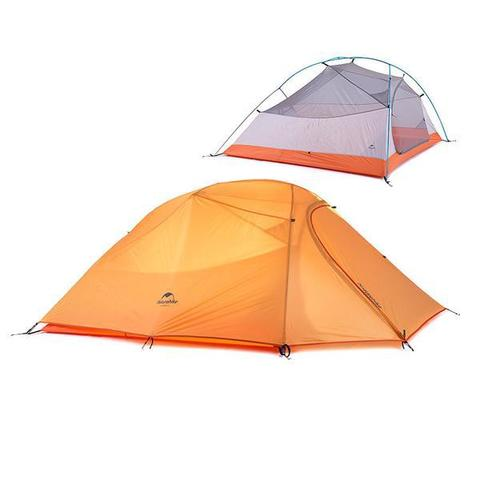 Tenda Ultralight Naturehike Cloud Up 3p 3 Orang Empat Musim