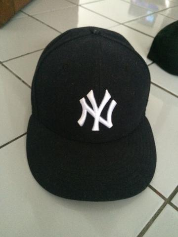 Topi Base ball / Baseball Cap New York Yankees 59 fifty