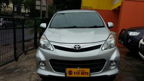 Toyota All New Avanza 1.5 Veloz AT 2013 Silver Metalik