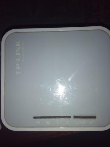 TP-LINK MR3020 router 3G/4G portable