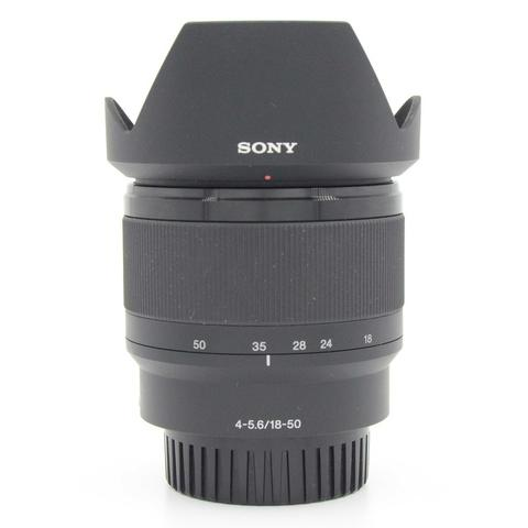 USED : SONY 18-50mm f/4-5.6 E MOUNT, MULUSSSS ISTIMEUWAHHH!!!!