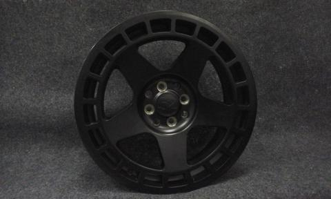 Velg Turbo (jd2840) hsr 17x7,5-8,5 8x100-114,3 (45-38) semi matte black