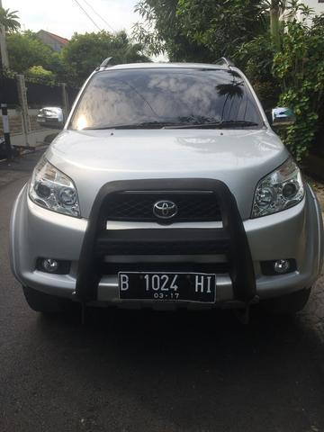 WTS Toyota Rush Type S 1.5 Manual Year 2007