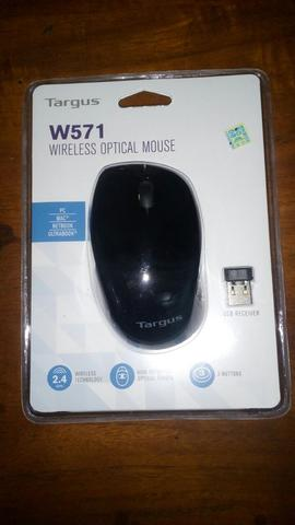 Mouse Targus Wireless W571 dan Mouse Logitech B100