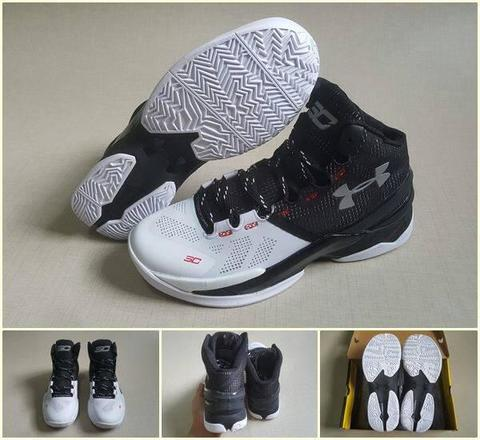 Terjual Sepatu Basket Under Armour Curry 2 Professional  5b988dab63