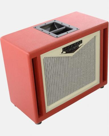 Jackson Ampworks 1X12 Cabinet Red Ivory