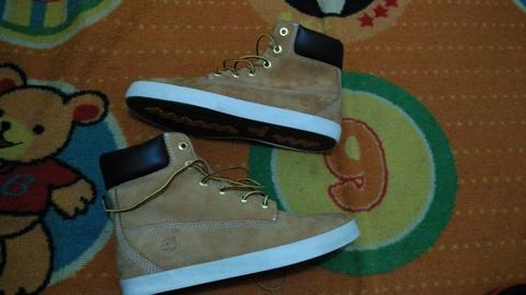 WTS Sepatu Boots Timberland Earthkeepers