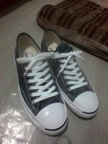 converse jack purcell navy sz 44