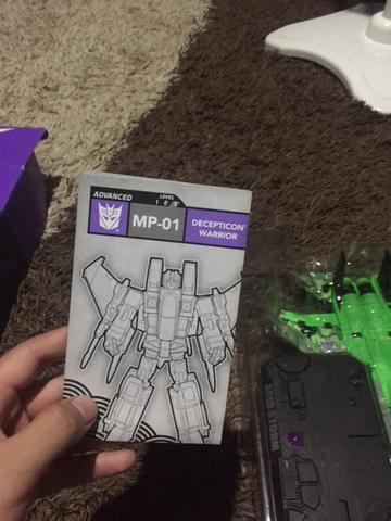 WTS TRANSFORMERS MASTERPIECE ACID STORM (Toys R' Us Exclusive) RARE GAN