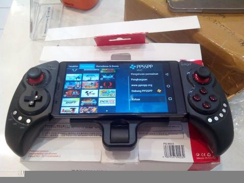 [IPHUNKZ] IPEGA GAMING CONTROLLER / GAMEPAD FOR ANDROID , PC , IOS / IPHONE